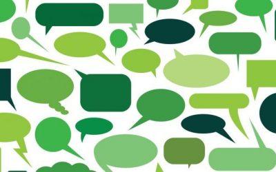 Conversa afiada…