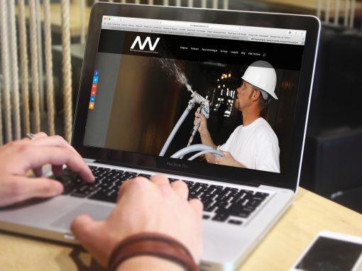 Site MNV Representações
