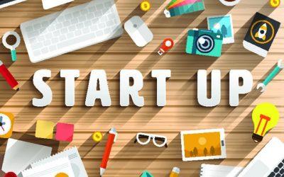 Startups roubam a cena