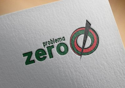 Marca Problema Zero