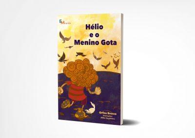 Livro: Helio e o Menino Gota